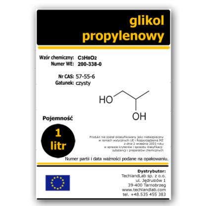 Glikol propylenowy