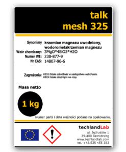 talk 325 mesh
