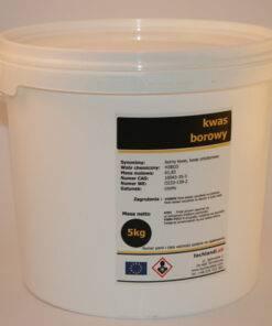 kwas borowy 5kg