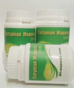 cytrynian magnezu farmaceutyczny
