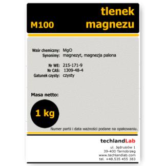 tlenek magnezu M100