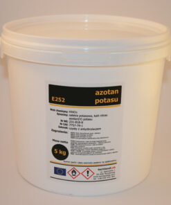 azotan potasu - 5 kg