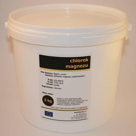 chlorek magnezu 3kg
