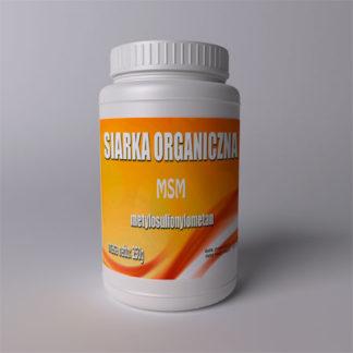 siarka organiczna MSM
