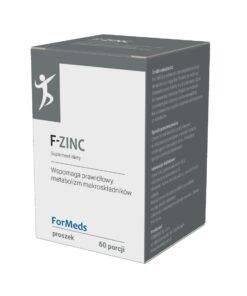 F-ZINC Cytrynian Cynku