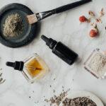 Wpis o przepisach na maseczki z użyciem glinek kosmetycznych