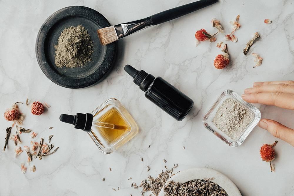 Glinki kosmetyczne, naturalna pielęgnacja