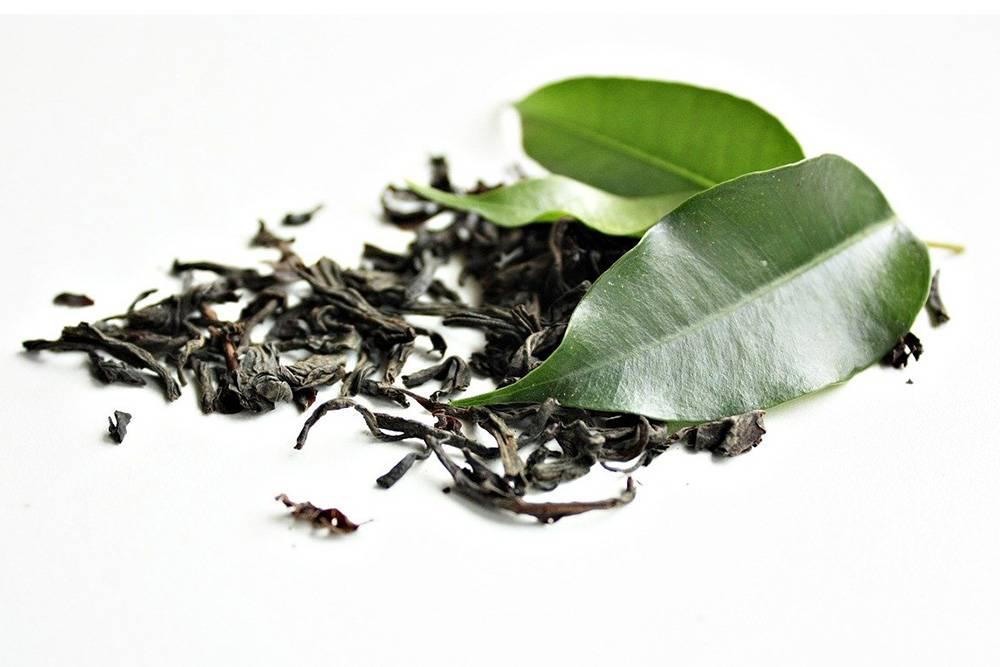 liście herbaty, naturalna pielęgnacja