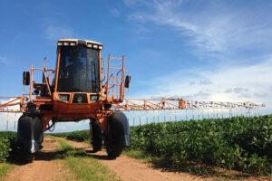 traktor, opryski, pestycydy