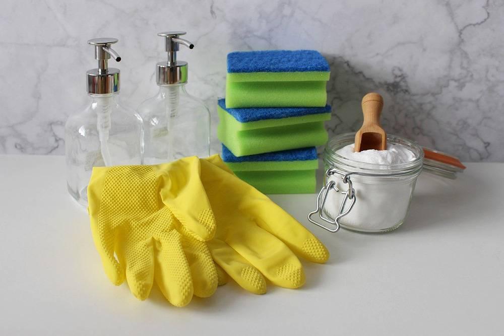 Atrykuły do sprzątania