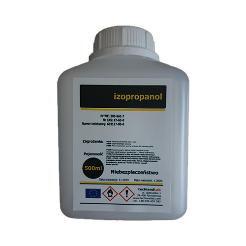Izopropanol 500ml