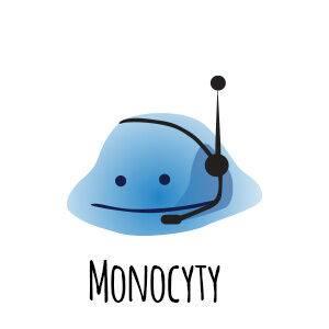 monocyty - odporność