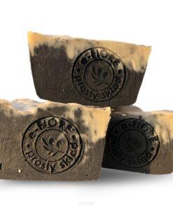 mydło węglowe z czarnuszką