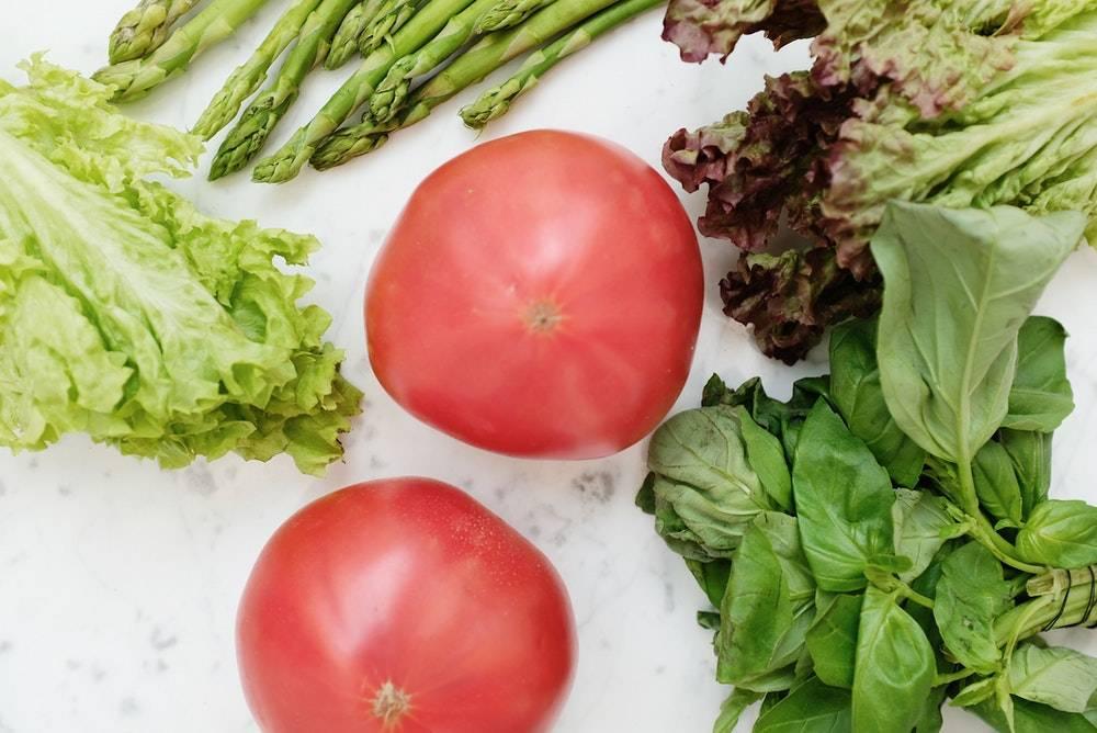 pomidory, sałata, biofortyfikacja