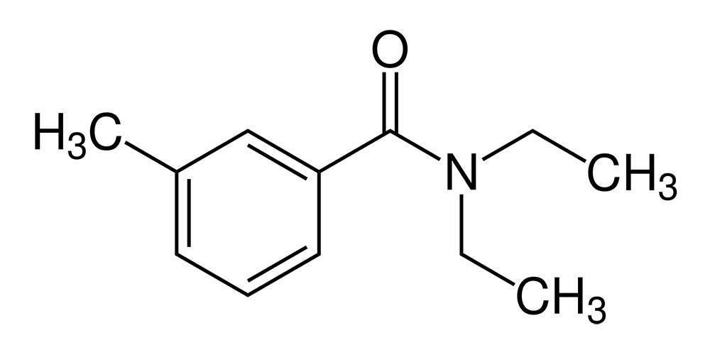 DEET, N,N-Dietylo-m-toluamid