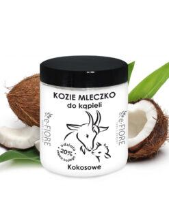 Kozie mleko z kokosem