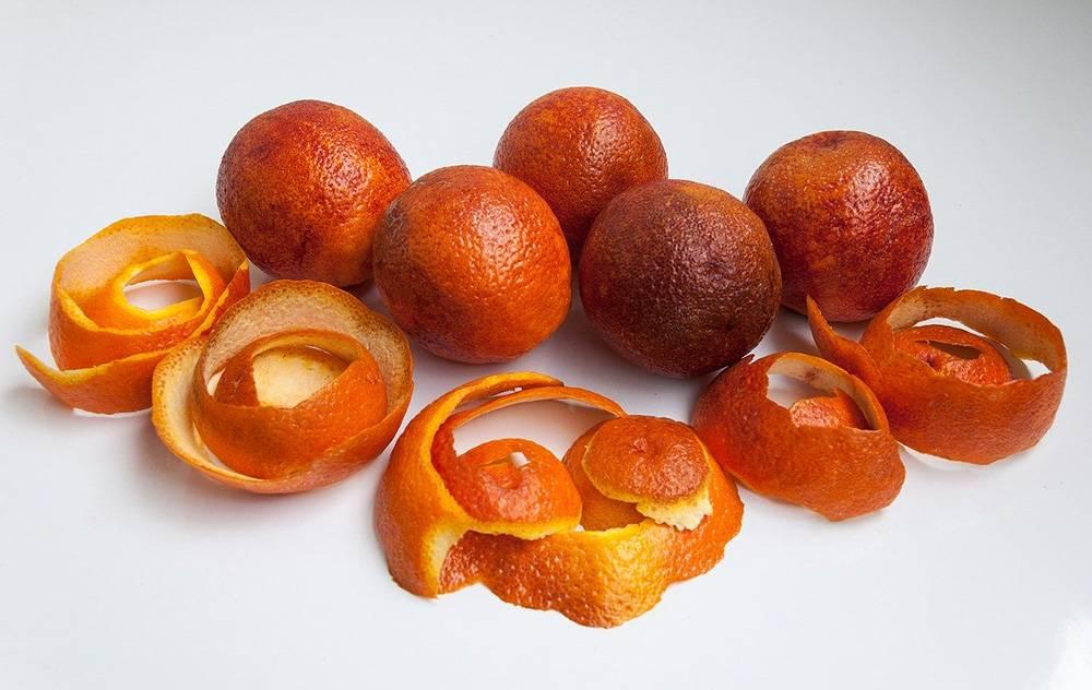 pomarańcza skórka