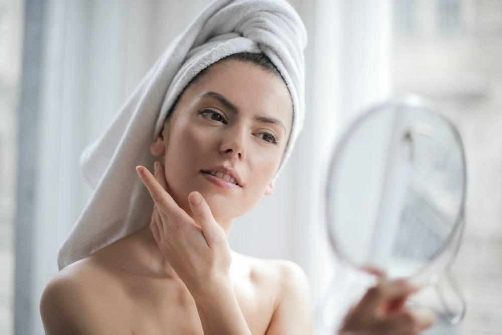pielęgnacja skóry, peeling diy