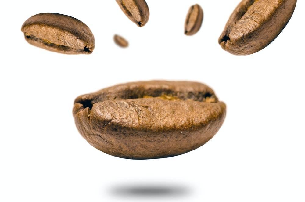 kawa, peeling kawowy
