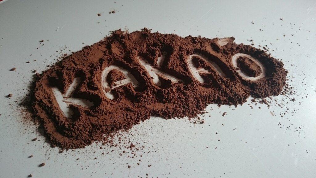 kakao, masło kakaowe